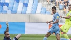 Слован изпусна победата в дербито, но съхрани сили за ПАОК
