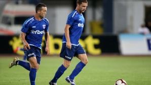 Матушев хвали футболистите след първата победа