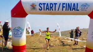 Шабан Мустафа и Елена Димитрова изкачиха най-бързо Витоша