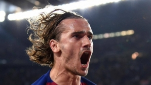 Барселона - Бетис 1:1, Гризман бележи