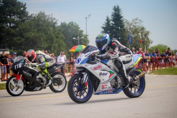 Повече от горещ мотоциклетен уикенд предстои на пистата в Плевен