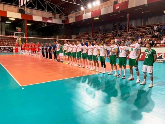 България падна от Белгия на турнира в Северна Македония (снимки + статистика)