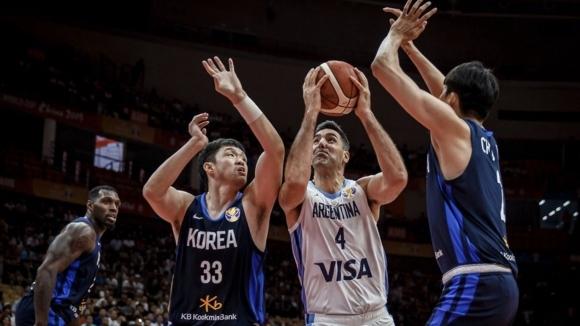 Скола и Аржентина без проблеми срещу корейците