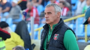 Сашо Ангелов: Смените решиха мача