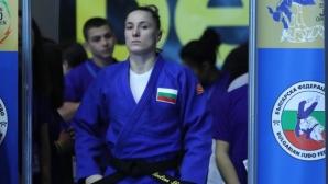 Ивелина Илиева загуби мача за бронза на Световното по джудо