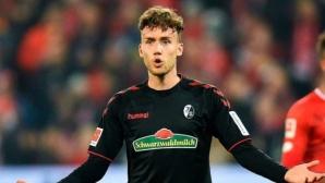 Нападател на Фрайбург с дебютна повиквателна за Бундестима