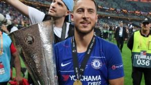 Еден Азар отвя всички за №1 в Лига Европа