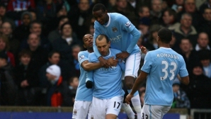 Голяма чест за Мартин Петров: ще играе отново за Сити