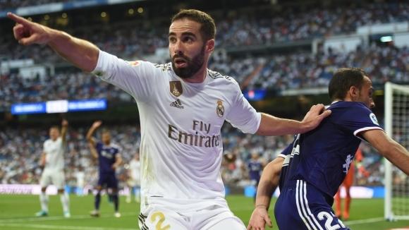 Карвахал: Не е лесно да се направи революция в Реал Мадрид