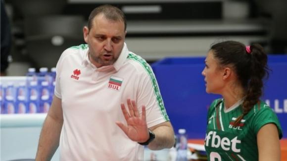 Иван Петков: Вървим в правилната посока, но не сме дораснали да надиграем Сърбия