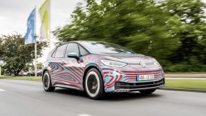 Електрическият Volkswagen ID.3 ще дебютира във Франкфурт