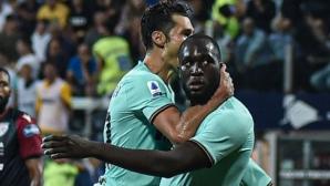 Феновете на Интер към Лукаку: В Италия няма расизъм