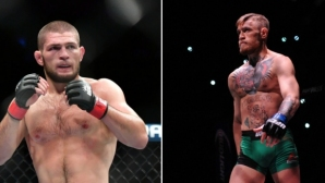 Дейна Уайт: Макгрегър няма да посети UFC 242, но ще гледа мачовете