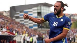 Геройски успех направи Косово фаворит за второто място в нашата група (видео)