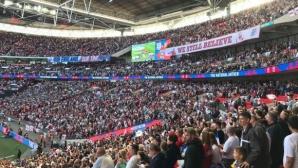 """Феновете на """"Уембли"""": Нашата Англия, нашето време"""