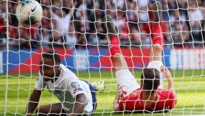 В Англия: Трябва да сме благодарни, че нямаше ВАР срещу България