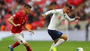 Халф на Англия ще запомни за цял живот мача срещу България