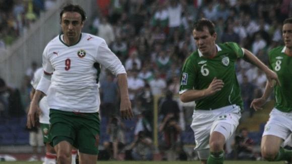 България без победа в Дъблин