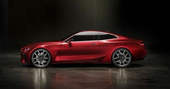 Естетическа есенция: BMW Concept 4