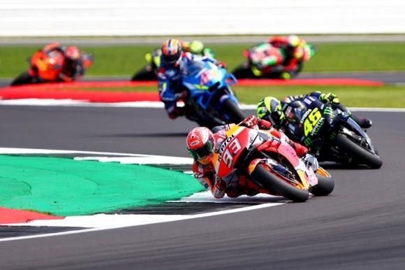 MotoGP с промяна в старта на ГП на Арагон заради сблъсък с Ф1