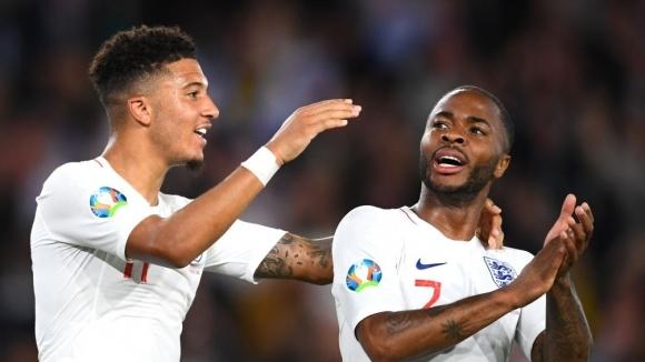 """Косово впечатли на """"Сейнт Мери"""", но Англия отново извади насреща любимите си пет гола (видео)"""
