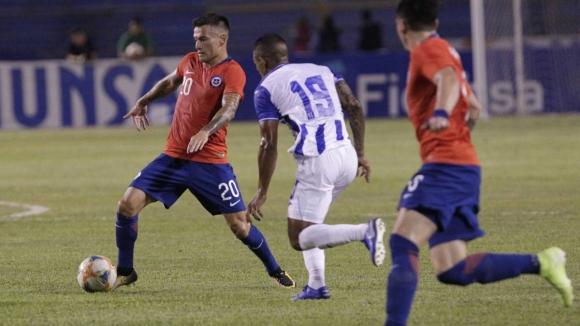 Хондурас изненада Чили