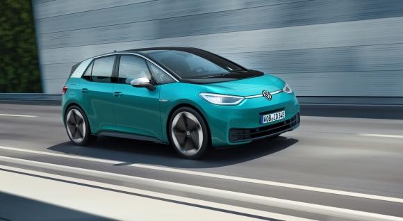 Визията се превръща в реалност - световна премиера на Volkswagen ID.3