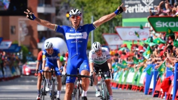 Белгиец с втора етапна победа във Вуелтата