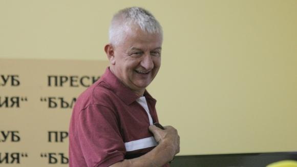 Крушарски: При Гонзо всичко е директно, няма ляво и дясно