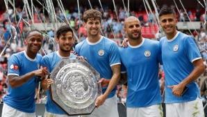 Манчестър Сити е първият отбор в света, инвестирал повече от 1 млрд. евро за укрепването на състава си