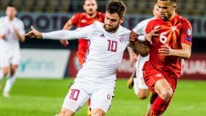 """Северна Македония възроди шансовете си в завързаната група """"G"""""""