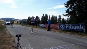 Деянов и Пехливанска взеха първите титли от лятното държавно първенство по ски бягане