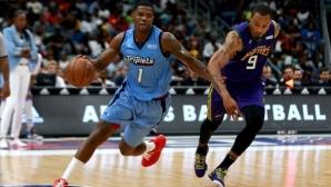 Джо Джонсън се завръща в НБА с екипа на Детройт Пистънс