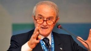 Почина почетният президент на ФИГ Бруно Гранди