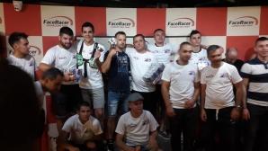 Призьорите в първия регионален финал от Red Bull Kart Fight Bulgaria 2019