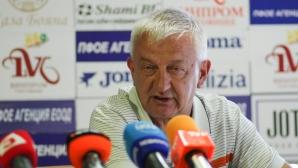 Крушарски бесен на играчите: Ще има скастряне (видео)
