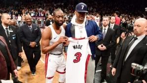 Уейд подкрепи Кармело: Трябва да играе в НБА