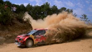 Ожие си върна надеждите за WRC титла с победа на рали Турция (видео)