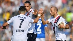 Болоня задмина Ювентус след мач със 7 гола