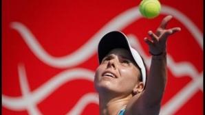 Томова срещу бивш номер 11 в света на турнира в Осака