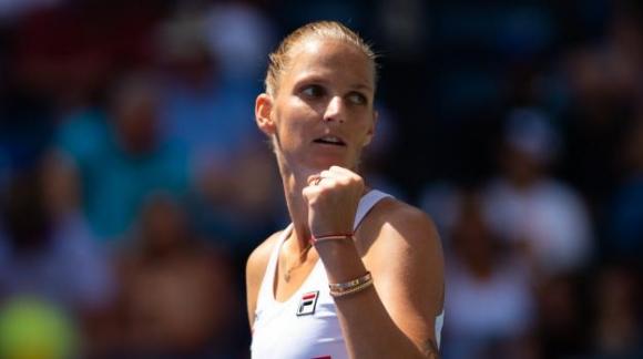 Каролина Плишкова си осигури участие във финалния турнир на WТА