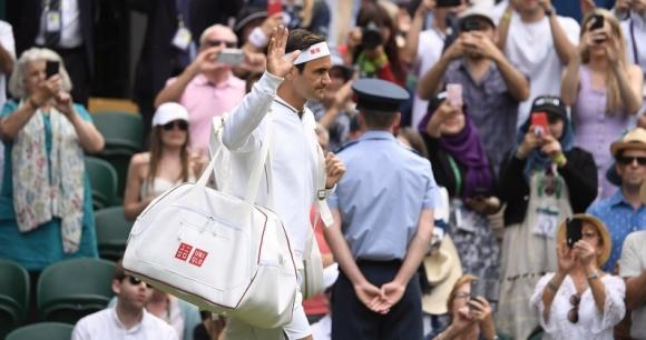 Федерер хвърли в смут феновете си,