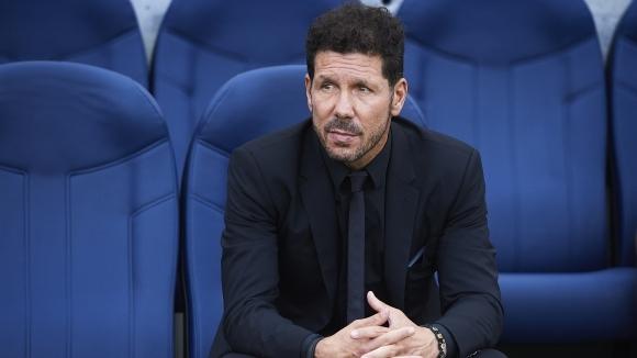 Диего Симеоне: Кристиано е животно пред гола