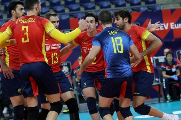 Испания с първа победа на Евроволей 2019 (снимки)