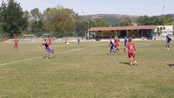 ЦСКА-София U17 с минимална победа