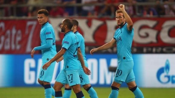 Финалистът в Шампионската лига имаше аванс от два гола, но си тръгна само с точка от Пирея (видео)