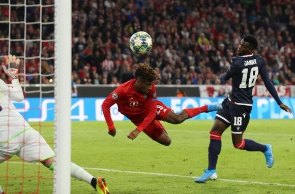 Пълна доминация, куп положения и три гола дадоха летящ старт на обновения Байерн в Шампионската лига