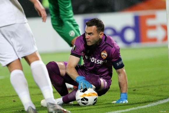 ЦСКА Москва с антирекорд в Лига Европа