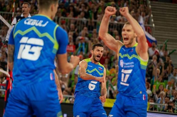 Станаха ясни 7 от осемте четвъртфиналиста на Евроволей 2019
