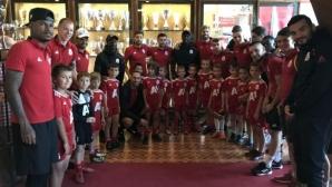 ЦСКА-София готов да направи подарък на всички ученици в България, търсят се желаещи